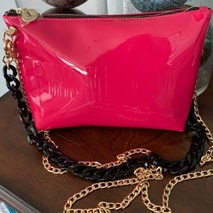 YSL Cosmetic Pouch/Bag to Crossbody